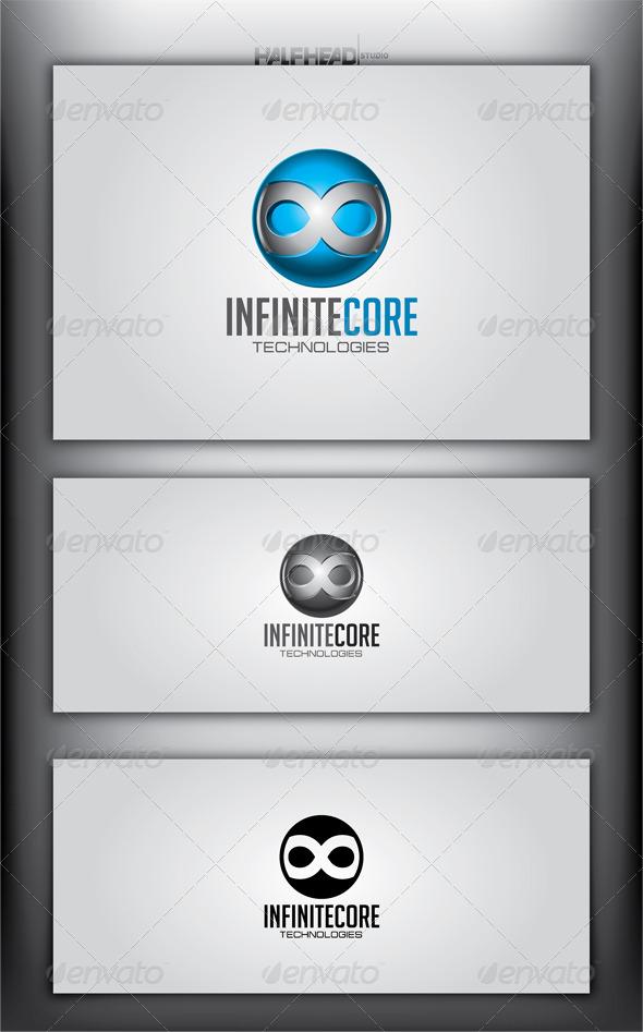 INFINITE CORE Logo Template - Symbols Logo Templates
