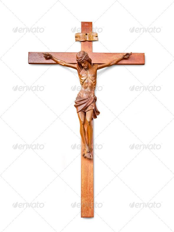 Jesus Cross - Stock Photo - Images