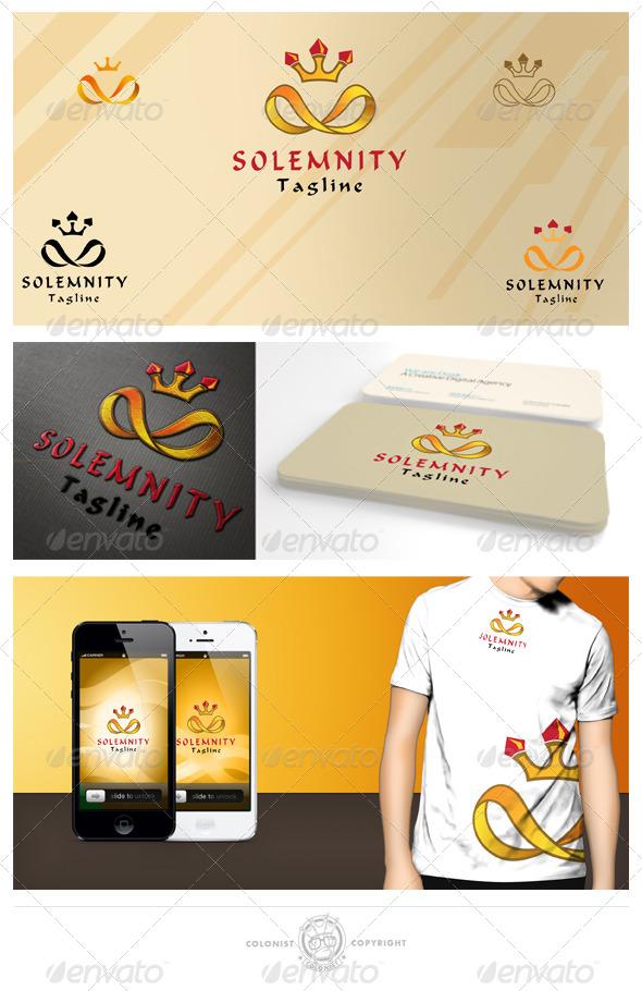 Solemnity Logo - Symbols Logo Templates