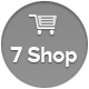 Seven shop - Responsive&Retina ready Magento theme Nulled