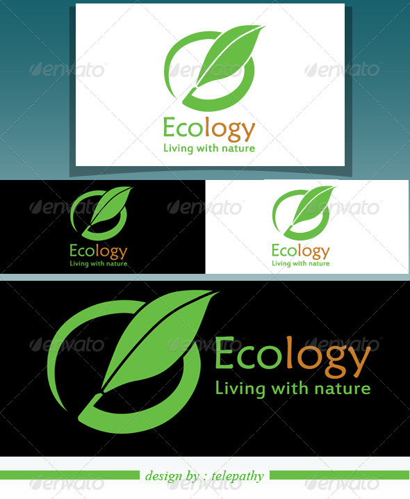 Ecology Logo - Nature Logo Templates