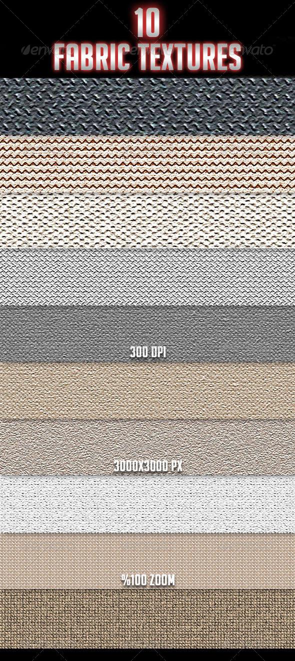 10 Fabric Textures - Fabric Textures