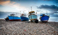 Fishing Boats at Beer in Devon - PhotoDune Item for Sale