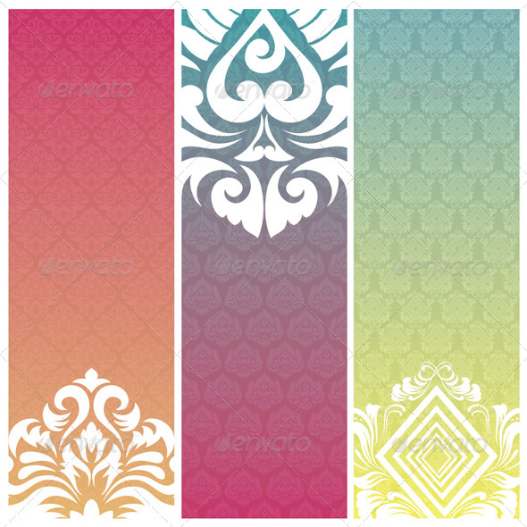 Banner Pattern - Patterns Decorative