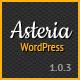Asteria - WordPress Corporate Theme - ThemeForest Item for Sale