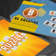 Creative Business Card inspired by Ruzzle Game - GraphicRiver Item for Sale