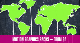 Motion Graphics Packs