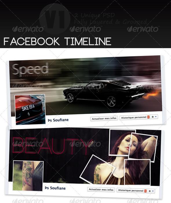 Timeline  Facebook - Designe  - Facebook Timeline Covers Social Media