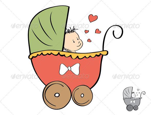 Baby Love Vector - Vectors