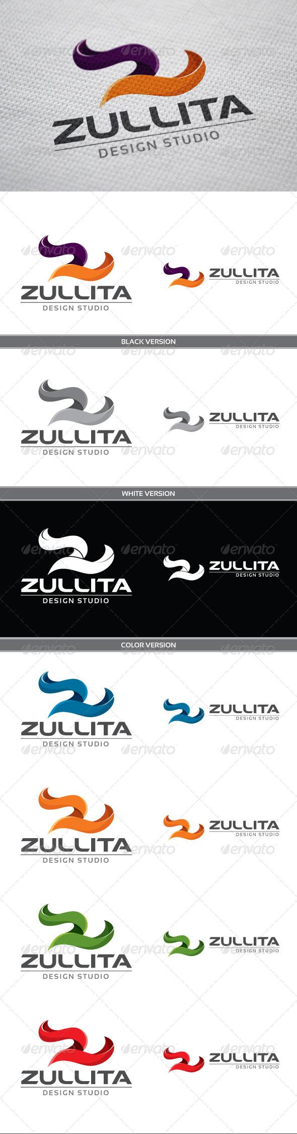 Zullita - Letters Logo Templates