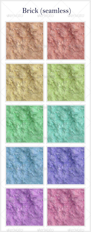 Brick Texture (seamless) - Textures