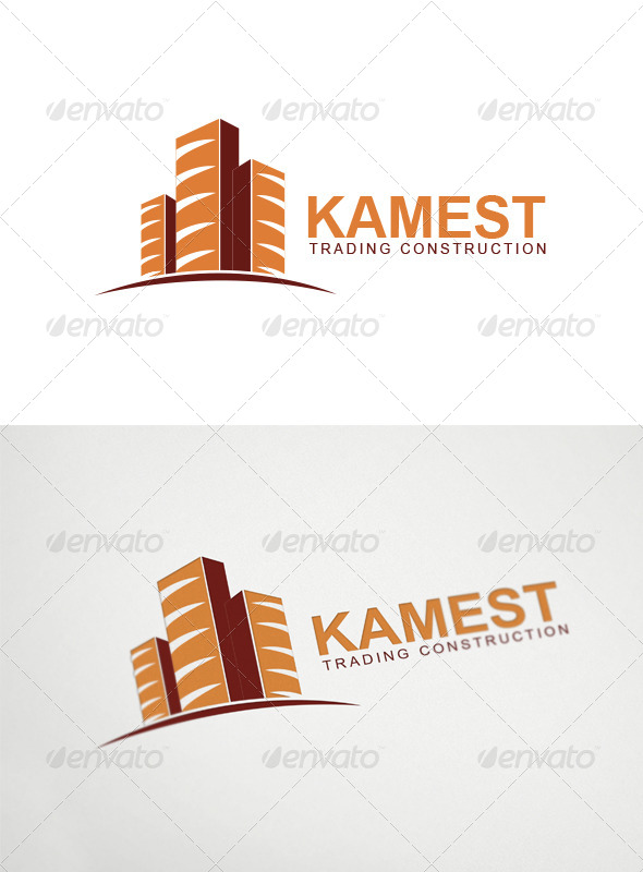 Kamest - Buildings Logo Templates