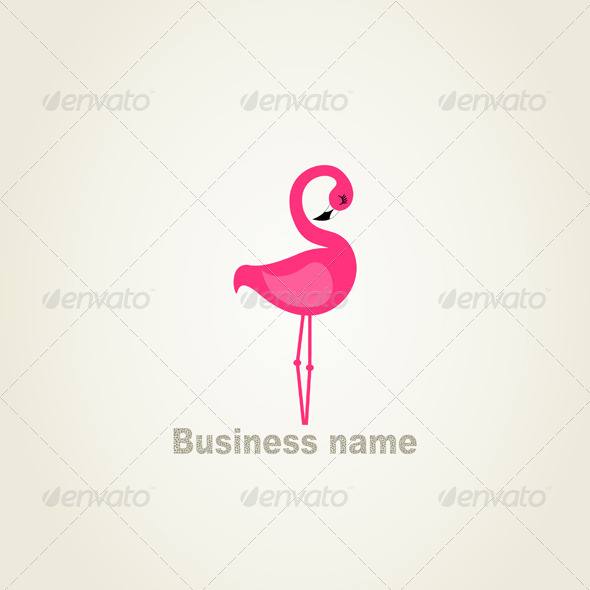 Flamingo 2 - Animals Characters