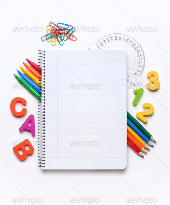 Back to school - Stock Photo - Images