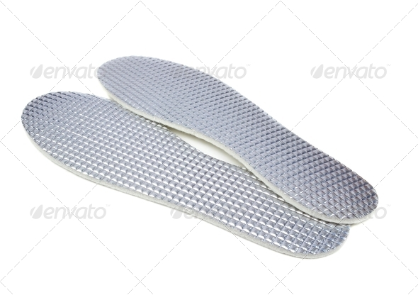Thermal Insoles  - Stock Photo - Images