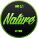 Nature - Responsive HTML5 Onepage Template Nulled