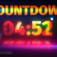 Epic 3D Glitch Countdown 5 minute - VideoHive Item for Sale