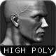 High Poly Hero - 3DOcean Item for Sale