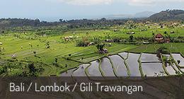 Bali Lombok Gili Trawangan Photos