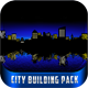 City Building Pack - GraphicRiver Item for Sale