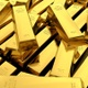 Close Up View Of Fine Gold Bars - VideoHive Item for Sale