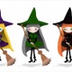 Cartoon Witch - VideoHive Item for Sale