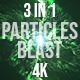 Particles Energy Blast - VideoHive Item for Sale
