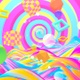 Abstract Rainbow Geometric World - VideoHive Item for Sale