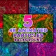 4k Particles Backgrounds Pack - VideoHive Item for Sale