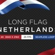 Long Flag Netherlands - VideoHive Item for Sale