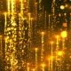 Gold Light Particles - VideoHive Item for Sale