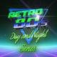VJ 80's Retro-Futuristic Horizon - VideoHive Item for Sale