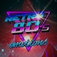 Vj 80 Retro Wave 01 - VideoHive Item for Sale