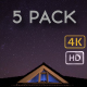 Stars 5 Pack - VideoHive Item for Sale