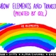 Rainbow Elements And Transitions - VideoHive Item for Sale