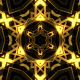 Gold Kaleidoscope - VideoHive Item for Sale