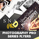 Photography Flyer Pro Series - 3 Themes in 1 - GraphicRiver Item for Sale