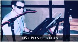 Live Piano Tracks