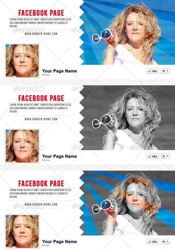 FB Timeline Cover 002 - Facebook Timeline Covers Social Media