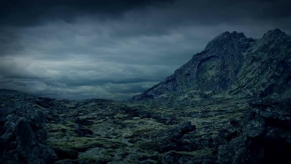 Barren Alien Planet By Rockfordmedia Videohive