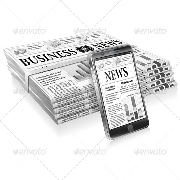 Digital News - Media Technology