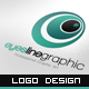 Eyeslins Graphic Logo Design