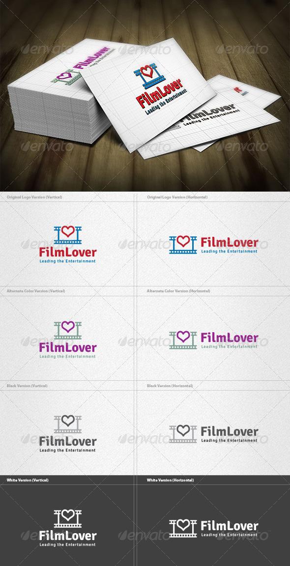 Film Lover Logo - Symbols Logo Templates