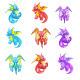 Cute Dragon  - GraphicRiver Item for Sale