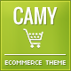 Camy - WordPress Shop - ThemeForest Item for Sale
