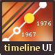GoodTime - Retina Timeline UI Template - GraphicRiver Item for Sale