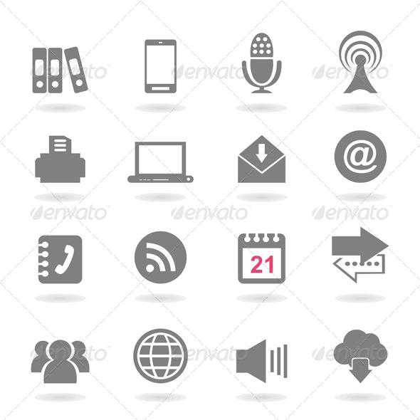 Icon for Web 2 - Web Elements Vectors