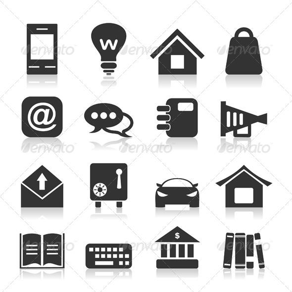 Icon for Web 3 - Web Elements Vectors