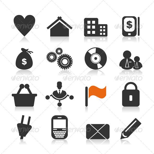Icon for web 4 - Web Elements Vectors