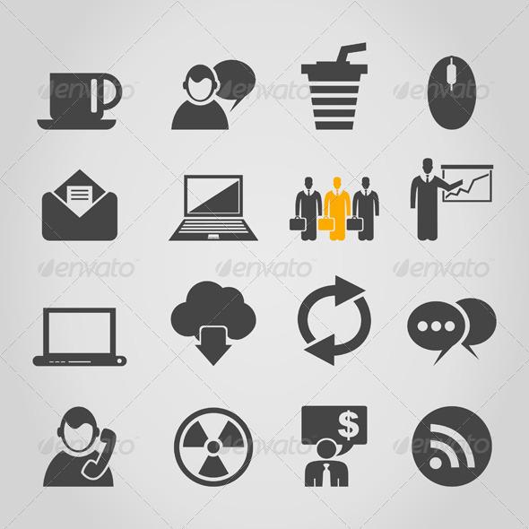 Icon for Web 5 - Web Elements Vectors